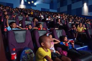 上映中の子ども達